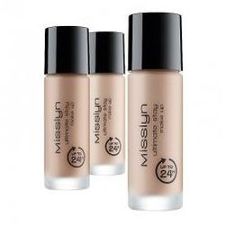 ultimate stay make-up, podkład, 30ml marki Misslyn
