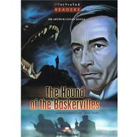 Illustrated Readers Level 2 The Hound of the Baskervilles Story Book