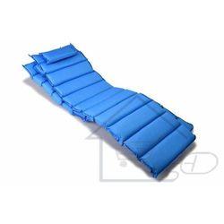 Poduszka na leżak niebieska marki 1