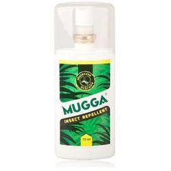 Środek na komary i inne owady, Mugga spray 75ml (MUGGA.75) z kategorii Pozostały camping i survival