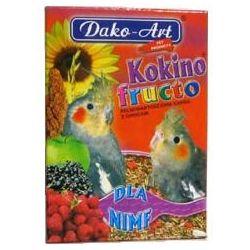kokino fructo - pełnowartościowy pokarm z owocami dla nimf 500ml od producenta Dako-art