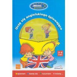 Uczę się angielskiego śpiewająco + CD, książka w oprawie twardej