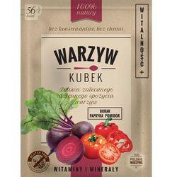 Warzyw Kubek Burak/Papryka/Pomidor - WITALNOŚĆ saszetka 16g., kup u jednego z partnerów