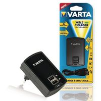 ładowarka sieciowa VARTA Wall Charger 2 x USB 3400mA 57957 (ładowarka do akumulatorków)