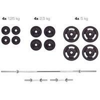 Zestaw obciążeń żeliwnych Hop-Sport 49,5 kg