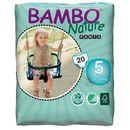 Eko Pieluchomajtki Jednorazowe Junior 12-20 kg (20szt.), Bambo Nature, ABENA, BAM3757