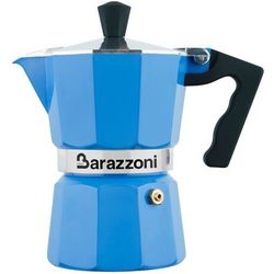 Kawiarka la caffetiera niebieska na 3 filiżanki marki Barazzoni