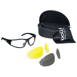 Okulary Bolle Tactical Rogue Ballistic Clear,Yellow,Smoke (ROGKIT) - produkt z kategorii- Okulary i gogle ochr