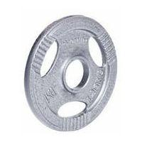Insportline Obciążenie stalowe  hamerton 1,25 kg - 1,25 kg