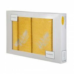 Eurofirany Komplet ręczników kpl/3/nadia 380 musz+sre (5903571097545)