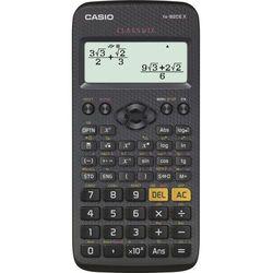 Kalkulator , fx 82 ce x, czarna, szkolny + słuchawki w prezencie marki Casio