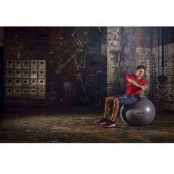 REEBOK - RAB-11017GR - Piłka gimnastyczna 75 cm szara