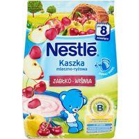 NestlÉ kaszka mleczno-ryżowa. jabłko - wiśnia 230g marki Nestlé