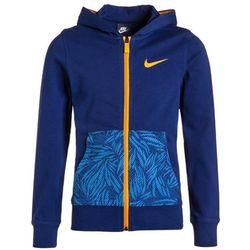 Nike Performance YA76 Kurtka sportowa deep royal blue/vivid orange (kurtka dziecięca)