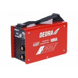 Spawarka inwentorowa DEDRA DESi155BT IGBT MMA 145A + DARMOWA DOSTAWA! z kategorii Spawarki inwertorowe