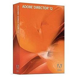 Adobe Director 12 ENG Win/Mac - licencja rządowa (oprogramowanie)