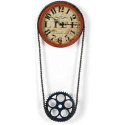:: zegar anik wielokolorowy marki Laforma