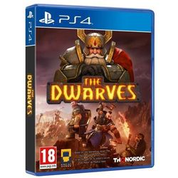 The Dwarves z kategorii [gry PS4]