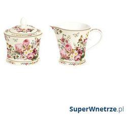 Cukierniczka i mlecznik blooming opulence biały marki Nuova r2s