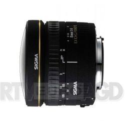 Sigma AF 8/3,5 EX DG Circular Fisheye Nikon - produkt w magazynie - szybka wysyłka! (0085126485597)