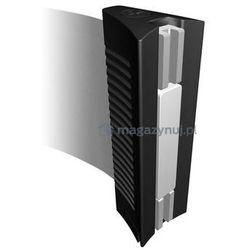 Rozwijana taśma ostrzegawcza + kaseta mini na śruby, zapięcie magnetyczne (długość 2,3 m) wyprodukowany
