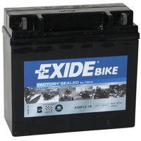 Akumulator Exide AGM12-18 51913 18Ah 250A