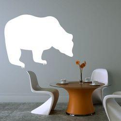 Wally - piękno dekoracji Tablica suchościeralna niedźwiedź 138