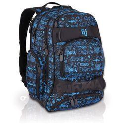 Plecak  efi 134 d - blue od producenta Topgal