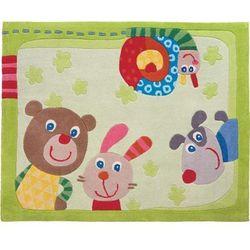 Haba Dywan - weseli przyjaciele 135x105cm, kategoria: dywany dla dzieci