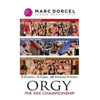 Marc dorcel (fr) Dvd marc dorcel - orgy the xxx championship