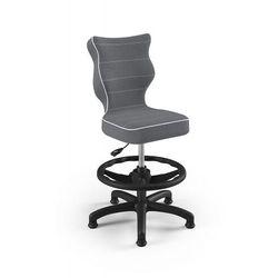 Krzesło dziecięce na wzrost 133-159cm petit black js33 rozmiar 4 wk+p marki Entelo