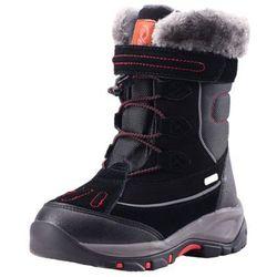 Buty Reima zimowe ReimaTec SAMOYED czarne - produkt z kategorii- Pozostała moda i styl