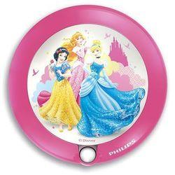 71765/28/16 - led światło orientacyjne dziecięce disney princess 1xled/0,06w/3v wyprodukowany przez Philips