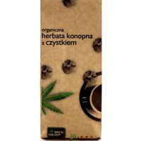 Medhemp Herbata konopna z czystkiem 20g, kategoria: pozostałe delikatesy