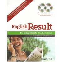 English Result Pre-intermediate: Teacher's Resource Pack with DVD and Photocopiable Materials Book (9780194306