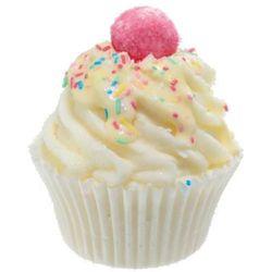 cherry aid brulee - muffinka do kąpieli wyprodukowany przez Bomb cosmetics