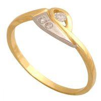 Pierścionek złoty Pk681, kup u jednego z partnerów