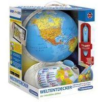 Interaktiver Globus mit App
