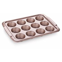 Tescoma DELÍCIA GOLD forma na 12 muffinek,