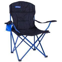 Spokey Krzesło rozkładane  angler de luxe + darmowy transport! (5901180396264)
