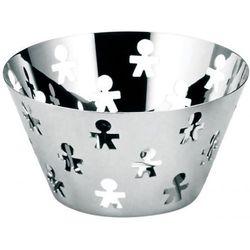 Alessi Kosz okrągły ze stali nierdzewnej srebrny, duży (AKK05) Darmowy odbiór w 21 miastach! (8003299921744)
