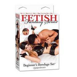 KIT BONDAGE FETISH FANTASY SERIES BEGINNER'S BONDAGE SET z kategorii Pozostałe BDSM