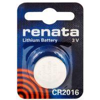 bateria litowa Renata CR2016 (blister) z kategorii Baterie