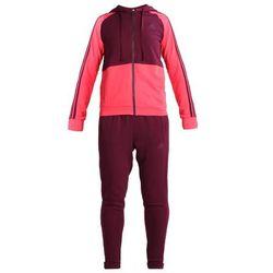 adidas Performance ENERGIZE Dres maroon/core pink, materiał bawełna||poliester, różowy