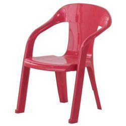 Krzesełko dziecięce Baghera różowe (8006241091083)