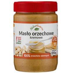 NATURAVENA 510g Naturalne Masło orzechowe kremowe z kategorii Masła orzechowe, kakaowe i inne
