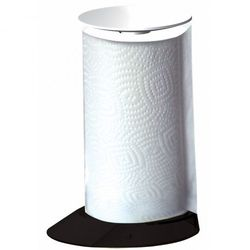 glamour stojak na ręcznik papierowy czarny marki Bugatti