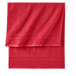 """Ręczniki / maty łazienkowe """"New Uni"""" bonprix ciemnoczerwony"""