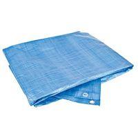 Plandeka 12x18m niebieska (KOREA39)