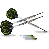lotki/rzutki do darta mvg green demolisher 23g 70% wolfram, marki Xqmax darts